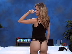 Amazing hot babe and her hot ass curves gets fucked hard